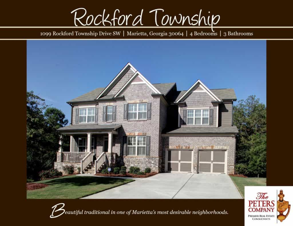 1099 Rockford Township Drive Flyer front