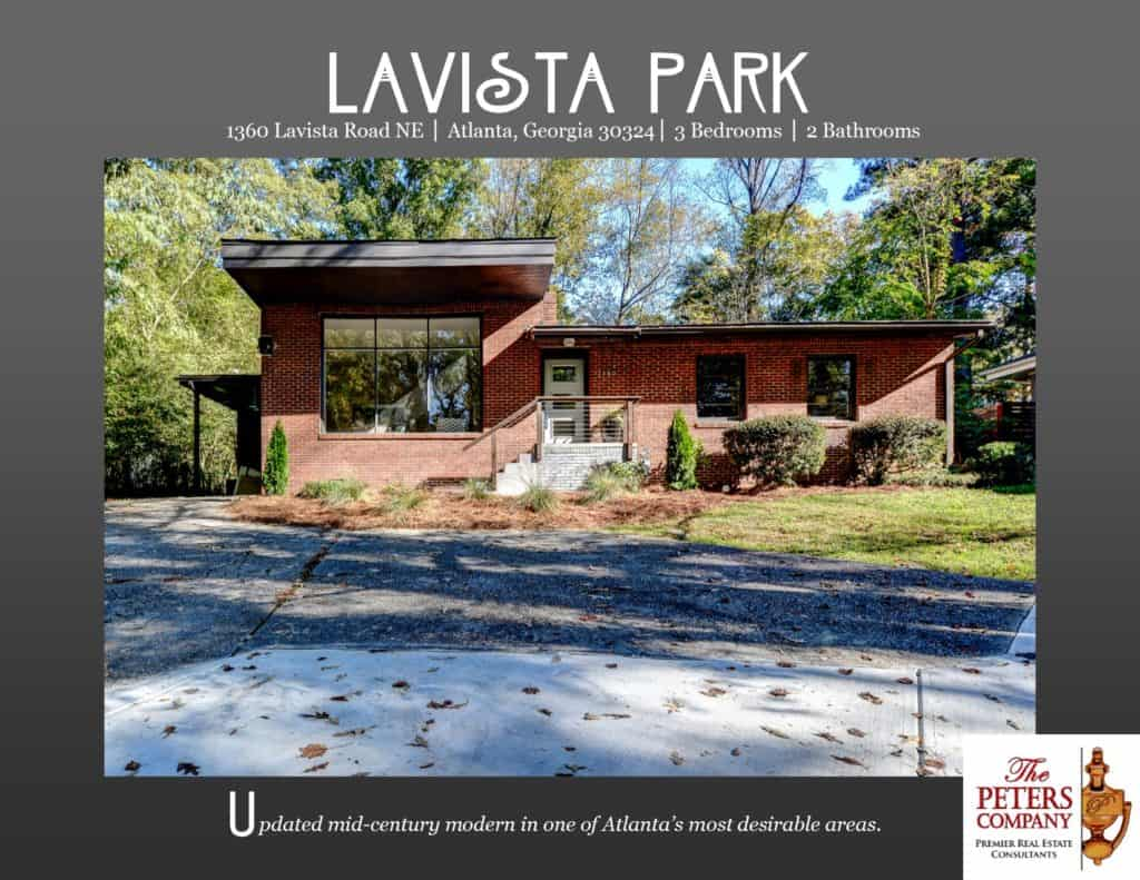 1360 Lavista Road NE Flyer front