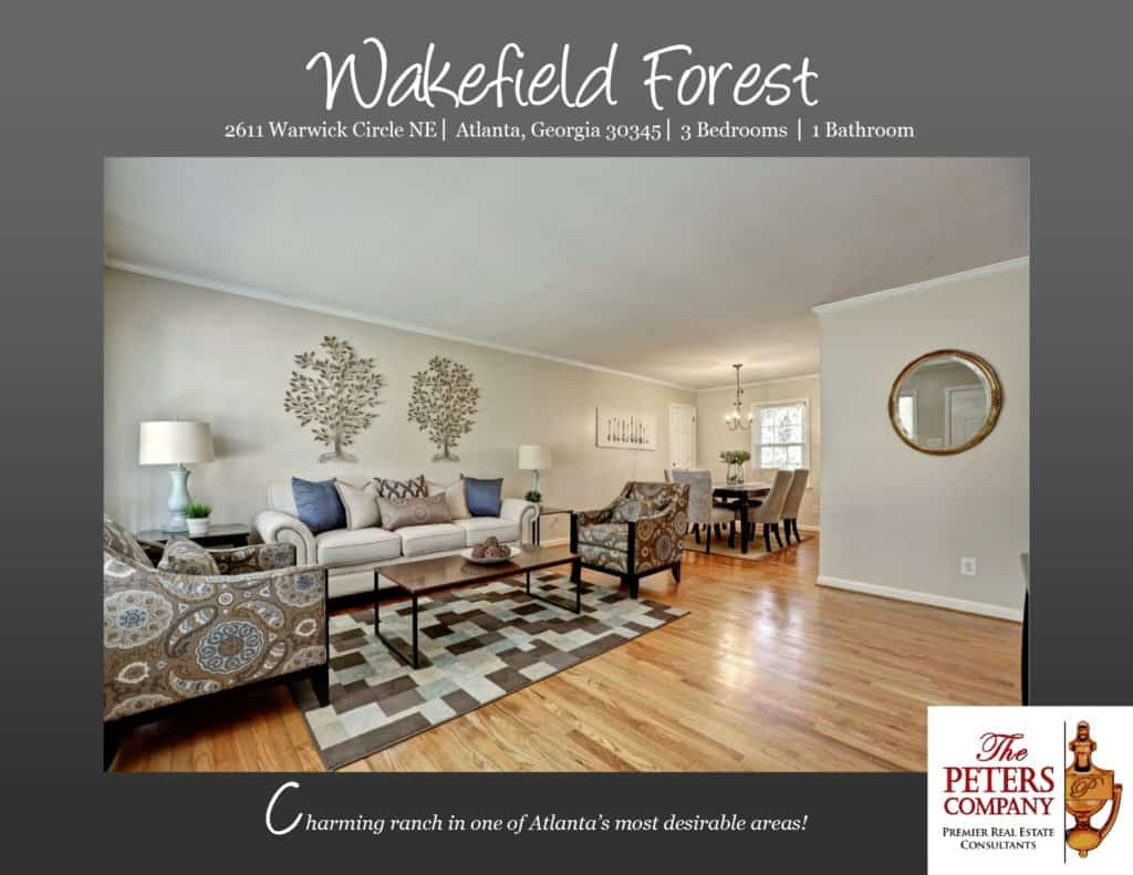2611 Warwick Circle Flyer front