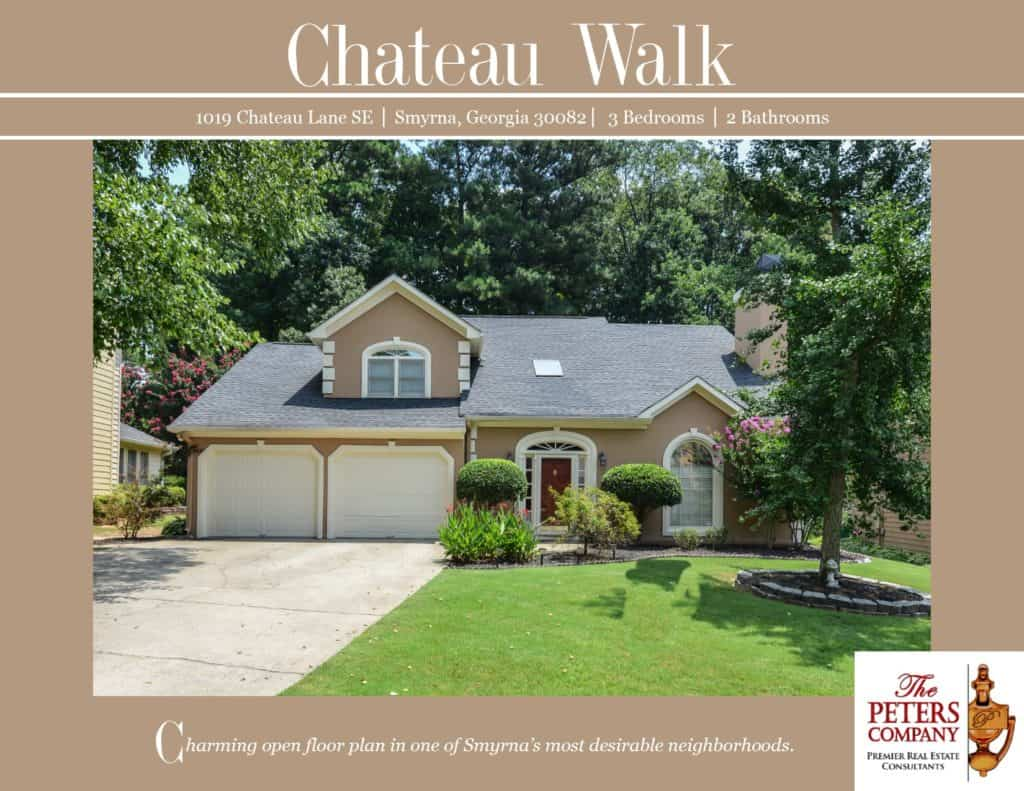 1019 Chateau Lane SE Flyer front