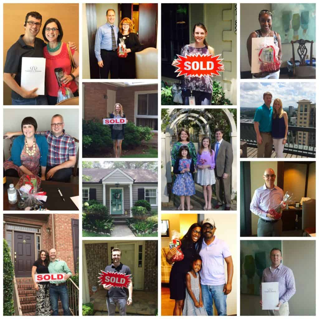 June 2015 Homebuyer Collage
