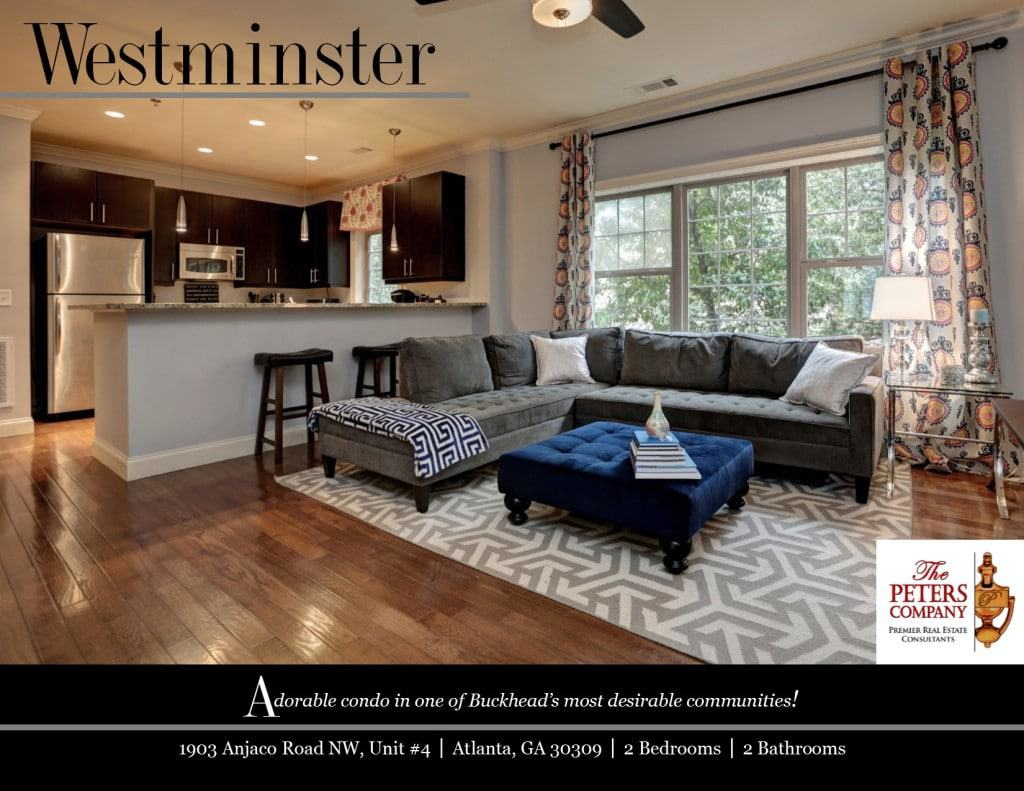 1903 Anjaco Road NW #4 Flyer front