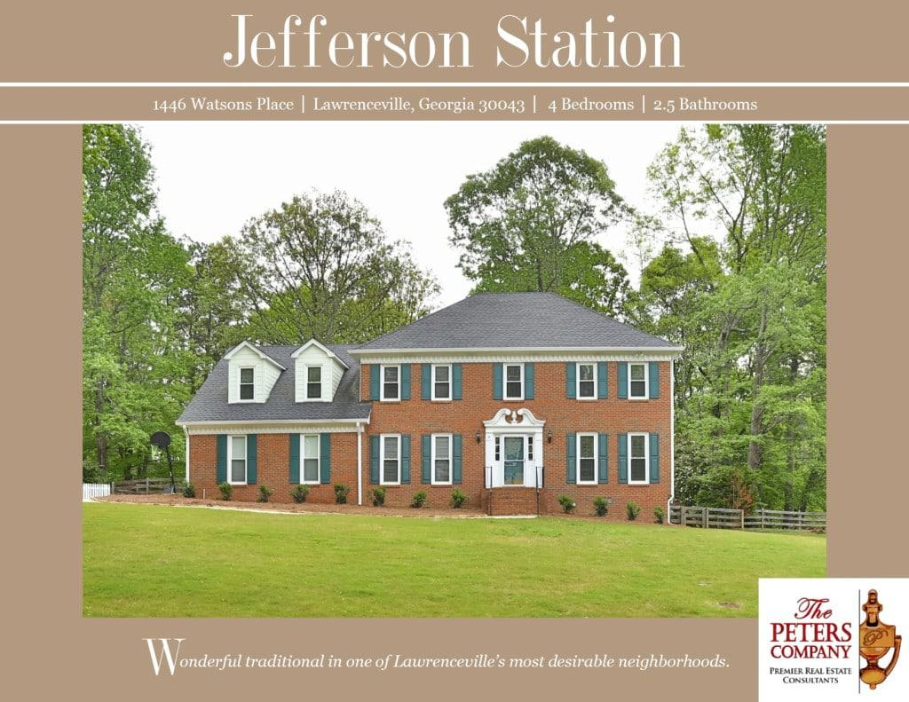 1446 Watsons Place Flyer front