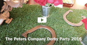 Video-The Peters Company Derby Party 2016